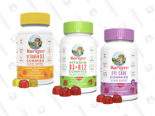 Don't Forget Your Vitamins With This Amazon Gold Box