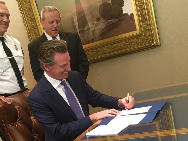 California Gov. Gavin Newsom Signs Wildfire Bill To Pay Victims