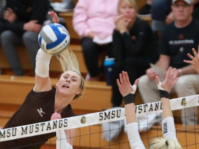Taylor Reiss of Southwest Minnesota State: Setting the standard for Division II athletic excellence