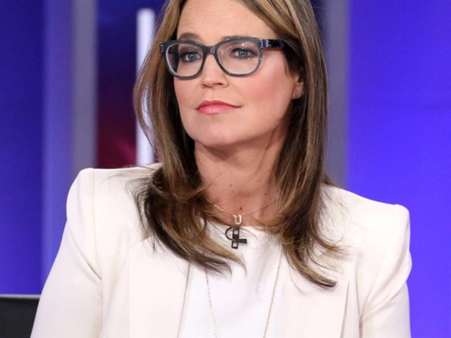 """Today's Savannah Guthrie Recovering From """"One Last"""" Eye Surgery"""