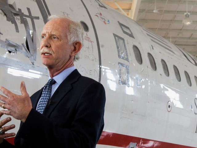 'Miracle on the Hudson' pilot 'Sully' Sullenberger slammed Trump after reports the president called US troops killed in combat 'losers'