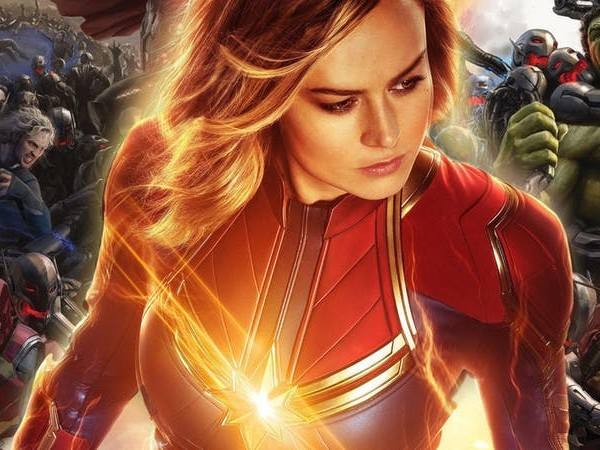 Behold Your Queen: The Real Conflict in Captain Marvel