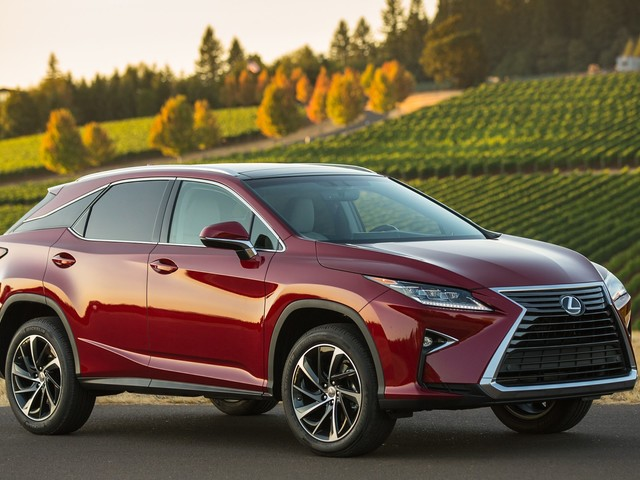 This Just In: Lexus Tops Power's Dependability Survey…Again.