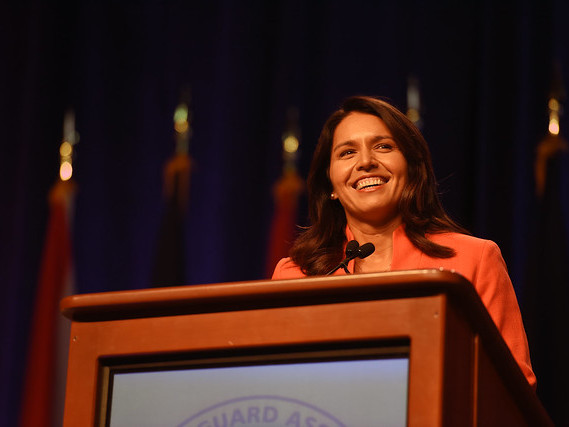 Who Is Supporting Tulsi Gabbard's Candidacy?