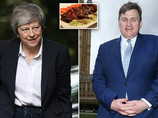 Kit Malthouse becomes TENTH Tory MP to join leadership race with offer of lamb for schools