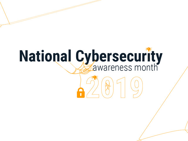 Trick or Treat? Stay safe during National Cybersecurity Awareness Month in October, and beyond