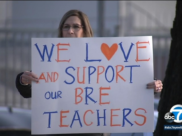 Chino Hills teacher arrested for alleged assault hours after parents rally in her support