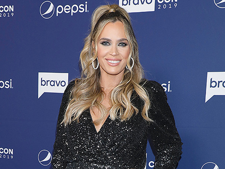 Teddi Mellencamp Reveals How She's Staying Healthy During Her Pregnancy: I'm Being 'Active'