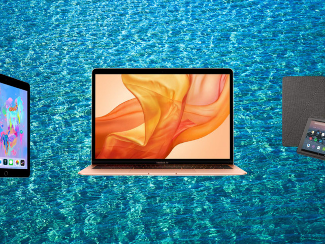 Laptop and tablet deals: Save on MacBooks, Fire tablets, and more this weekend