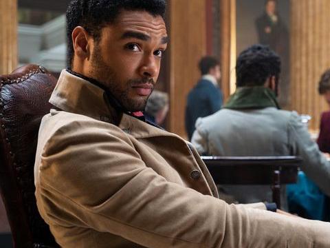'Bridgerton' Hottie Regé-Jean Page Served Up Big 'D' Energy & Boosted 'SNL' Ratings