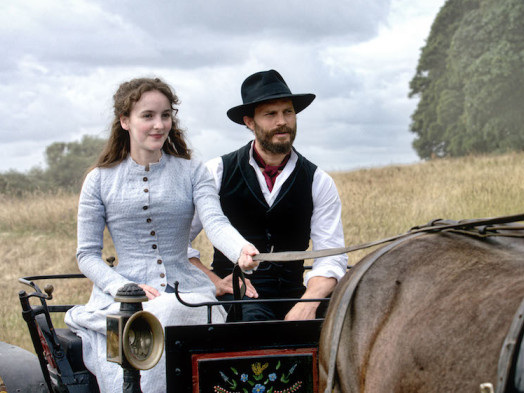 BBC Releases First Look at Matthew Rhys, Jamie Dornan in 'Death and Nightingales'