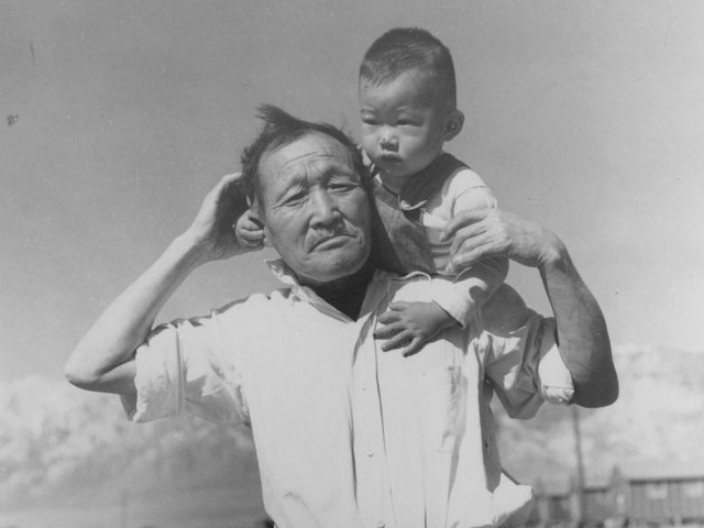 Ansel Adams, Dorothea Lange, Clem Albers & Francis Stewart's Censored Photographs of a WWII Japanese Internment Camp