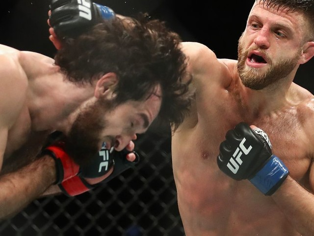 UFC Moscow video recap: Zabit wins hard fought decision over Kattar