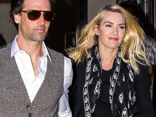 Kate Winslet Reveals the Real Reason Her Husband Changed His Name--Twice
