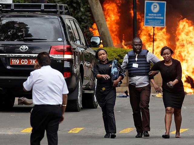 Officials identify 19 missing after deadly terrorist attack in Nairobi