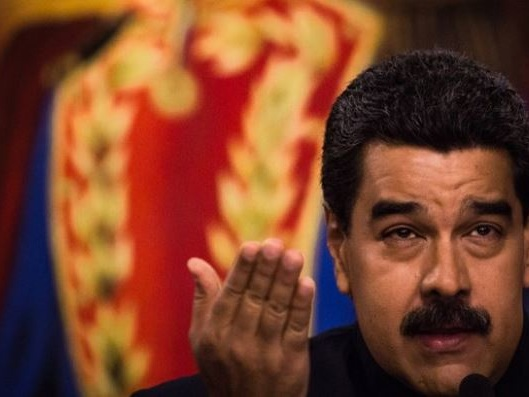 Venezuelan President Lashes Out At Trump In Rare Interview