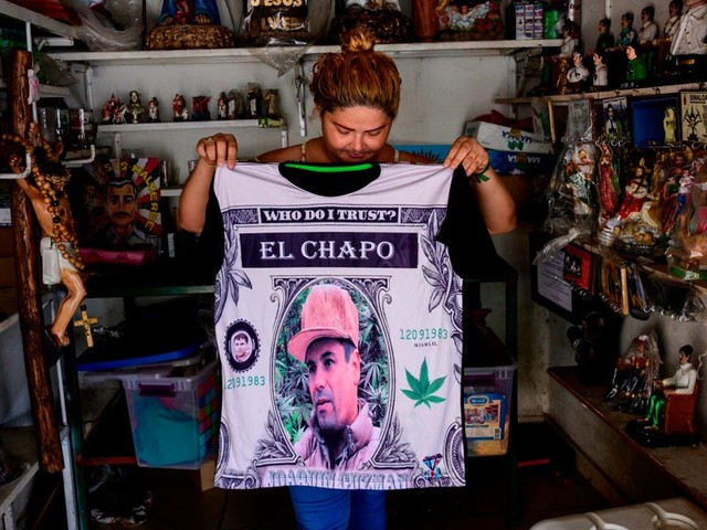 The story of El Chapo's escape from prison in a laundry cart and his triumphant return to Sinaloa