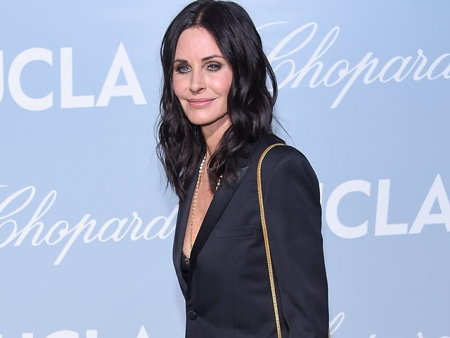 Courteney Cox Wants A Baby With Johnny McDaid?
