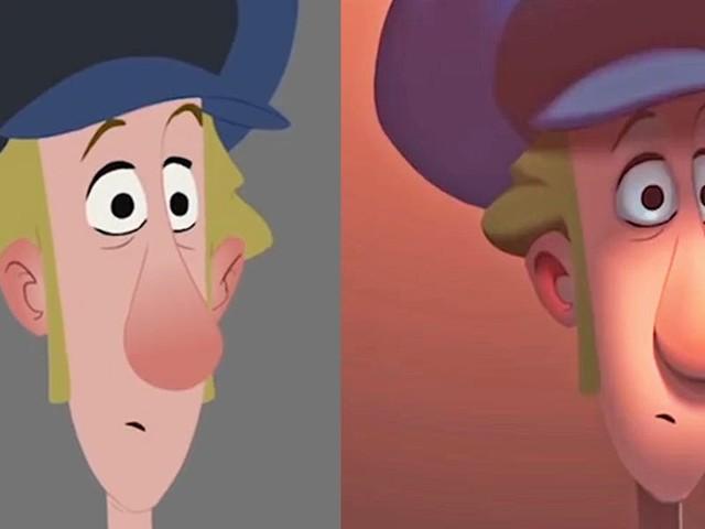 How Netflix's Oscar-nominated 'Klaus' made 2D animation look 3D