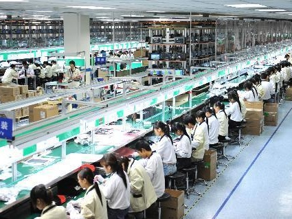 China Accuses Apple, Foxconn Of Breaking Chinese Labor Laws