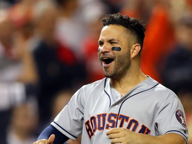 The Astros are too good to roll over in the World Series