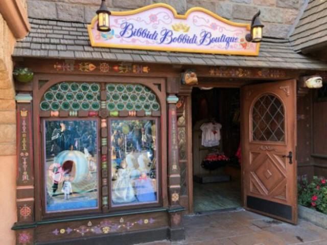 Bibbidi Bobbidi Boutique in Disneyland Park to be Closed May 16 – 23