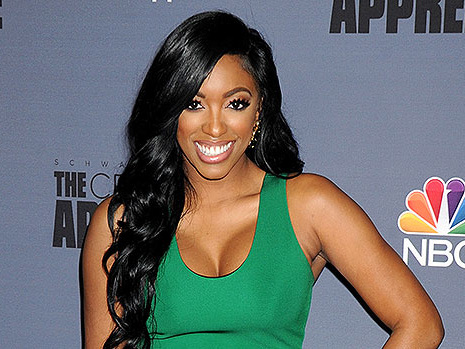 Porsha Williams Snuggles Baby Pilar In Sweet New Photo While Celebrating Baby Turning 1 Month Old