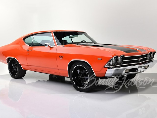 1969 Chevrolet Chevelle CUSTOM COUPE