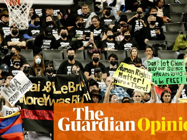 NBA's travails in China a cautionary tale for the Premier League | Marina Hyde