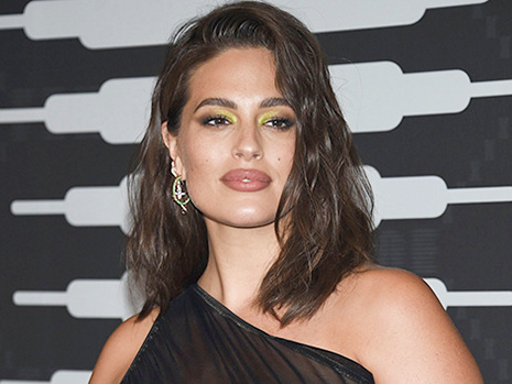 Ashley Graham, 31, Embraces Her 'New Body' At 5 Mos. Pregnant In An In The Buff Instagram Selfie
