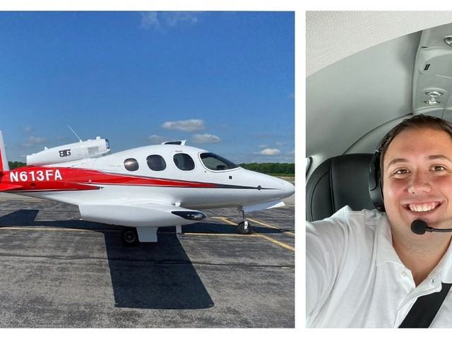 I flew on a $2 million 'personal' private jet that needs only one pilot and saw why it was among 2020's most popular private jets