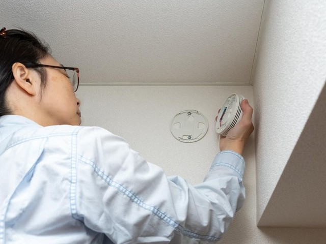 Why Do Smoke Alarms Keep Going off Even When There's No Smoke?