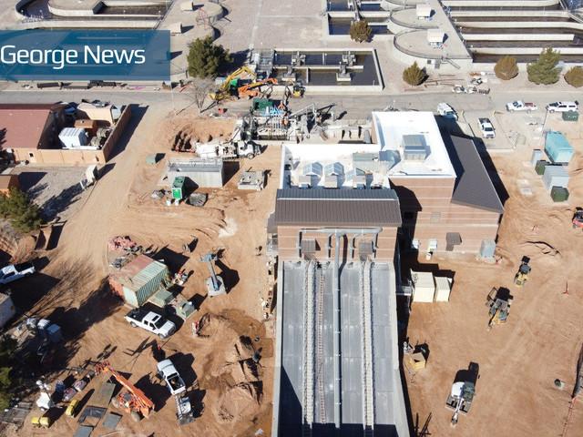 St. George saves $1.4 million on wastewater infrastructure upgrades