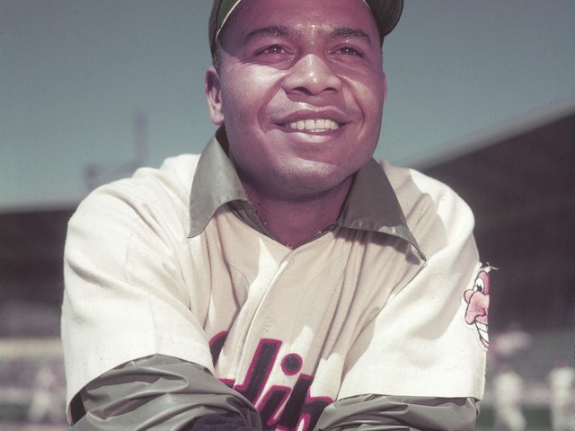 Larry Doby never played for Senators, but his impact was still felt in Washington