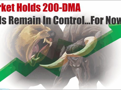Market Holds Critical Technical Level, Bulls Remain In Control...For Now
