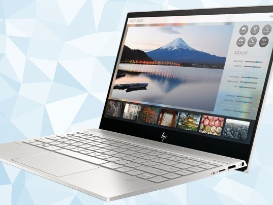New HP Envy 13 Gets Faster CPU, Webcam Kill Switch