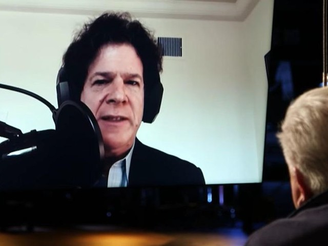 WATCH: This is why Eric Weinstein is FINALLY talking to Glenn Beck