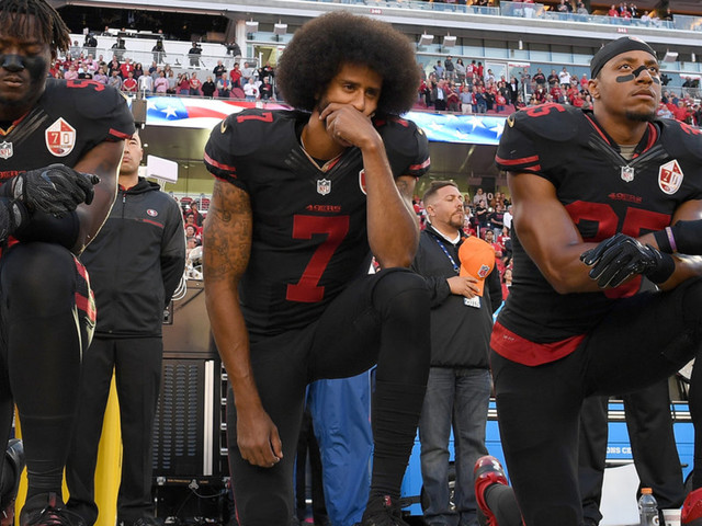Rock legend calls for Super Bowl halftime performers to kneel during show in solidarity with Colin Kaepernick