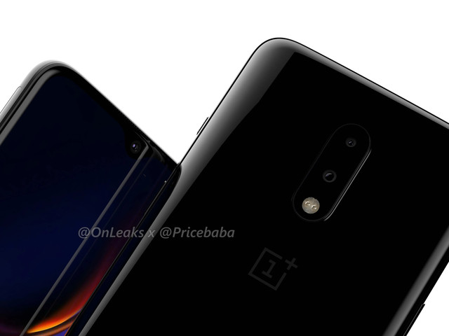 New OnePlus 7 renders showcase a surprisingly familiar Android flagship phone