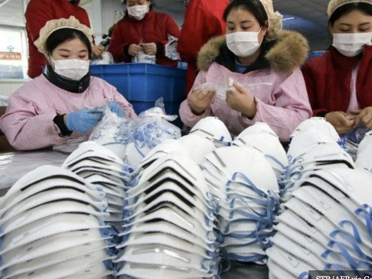 1,000 Front-Line Medical Workers Forced Into Isolation Due To Faulty Chinese Masks
