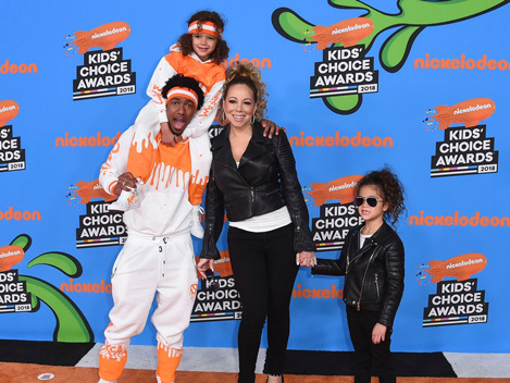 Mariah Carey's Adorable Twins Monroe & Moroccan, 8, Make Cute Cameo In Her New Music Video