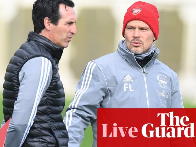 Arsenal sack Unai Emery with Ljungberg taking over as caretaker – live!