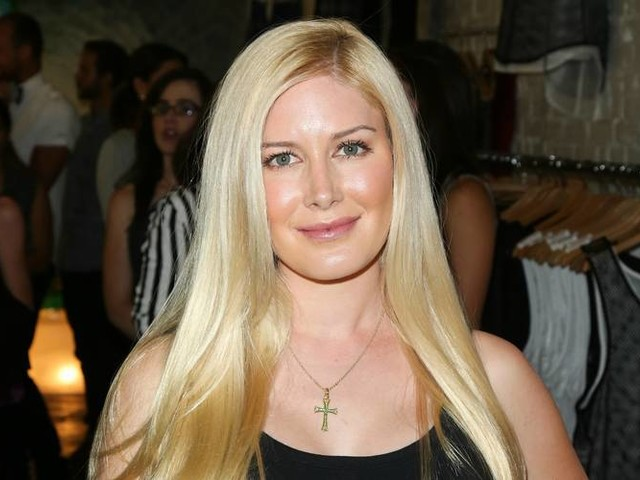 Heidi Montag Can't Believe How Big Her Baby Bump Is at 8 Months Pregnant