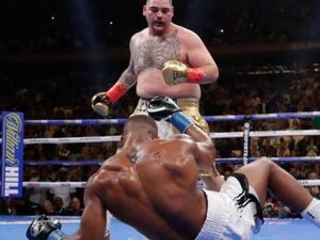 Ruiz having his fun, but vows to be ready for Joshua rematch