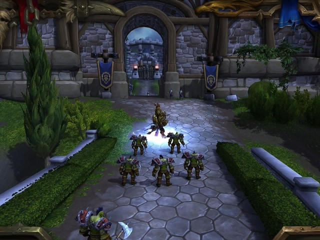 Battle for Azeroth - Stromgarde Warfronts Testing