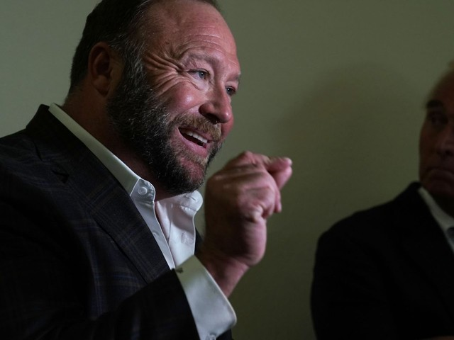 Alex Jones said in a deposition that 'a form of psychosis' made him believe the conspiracy theory that the Sandy Hook shooting was staged
