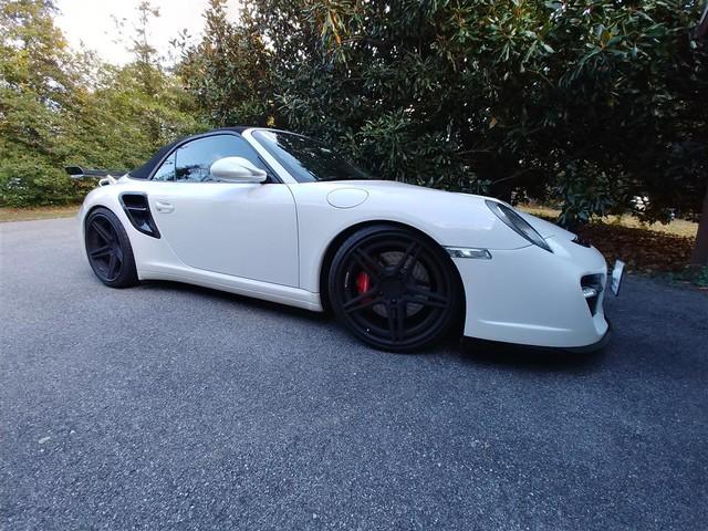 2011 Porsche 911--Turbo--Cabriolet Vorsteiner V-RT