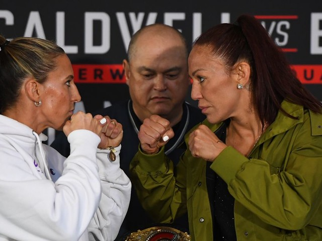 Watch the Bellator 238: Cyborg vs. Budd weigh-ins