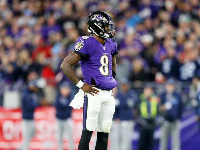 The Ravens' playoff loss is not on Lamar Jackson