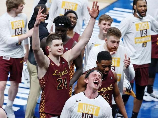 Loyola-Chicago is no Cinderella in the men's NCAA tournament